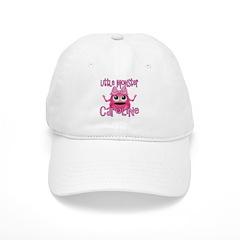 Little Monster Caroline Baseball Cap