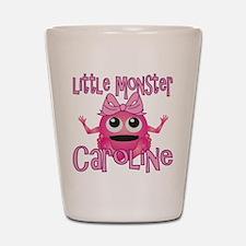Little Monster Caroline Shot Glass