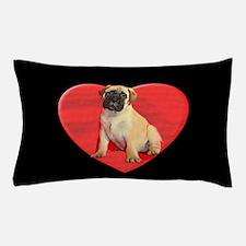 Bullmastiff puppy Pillow Case