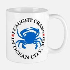 I caught crabs in Ocean City Mug