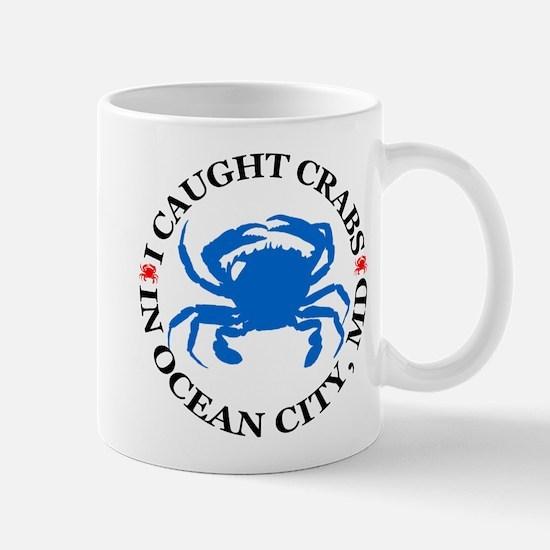 I caught crabs in Ocean City Mug