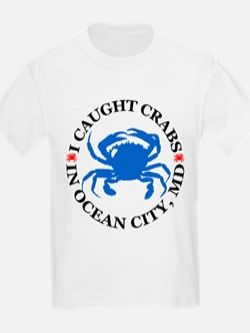 I caught crabs in Ocean City T-Shirt