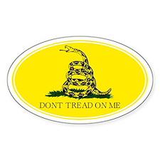 Don't Tread On Me - Bumper Stickers