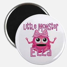 Little Monster Ella Magnet