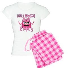 Little Monster Emily Pajamas