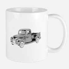 Ford Pickup 1940 -colored Mug