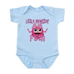 Little Monster Faith Infant Bodysuit
