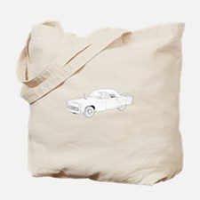Ford Thunderbird 1956 Tote Bag