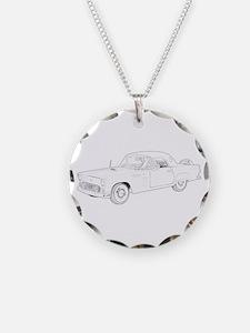 Ford Thunderbird 1956 Necklace