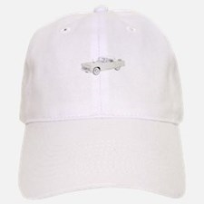 Ford Thunderbird 1956 -colore Baseball Baseball Cap