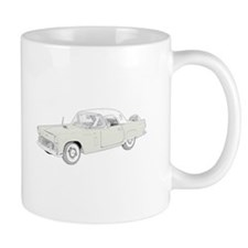 Ford Thunderbird 1956 -colore Mug
