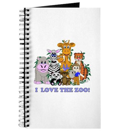 I love the Zoo Journal