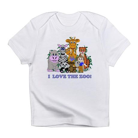 I love the Zoo Infant T-Shirt