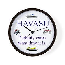 Lake Havasu Wall Clock