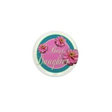 Best Daughter Mini Button (100 pack)