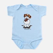 Shih Tzu Bear Infant Bodysuit