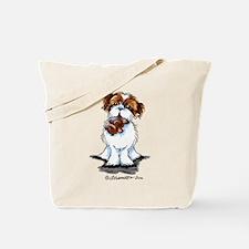 Shih Tzu Bear Tote Bag