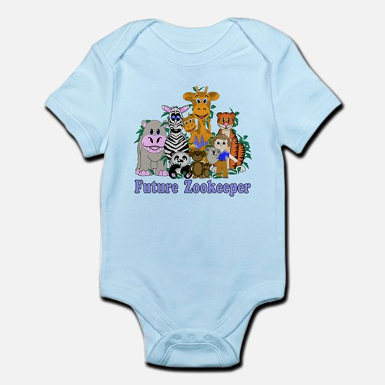 Future Zookeeper Infant Bodysuit