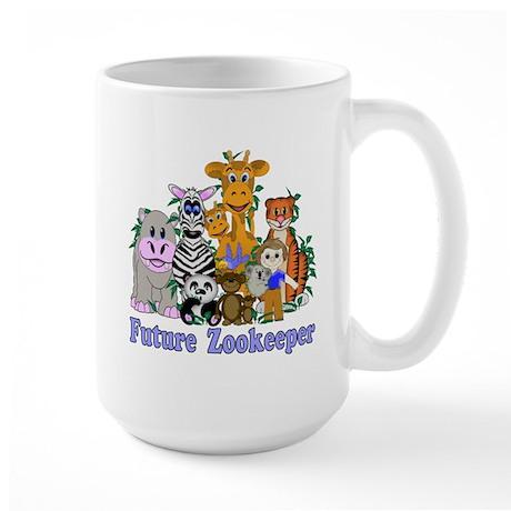 Future Zookeeper Large Mug