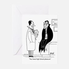 Doc and Drac Greeting Cards (Pk of 20)