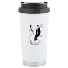 Doc and Drac Travel Coffee Mug