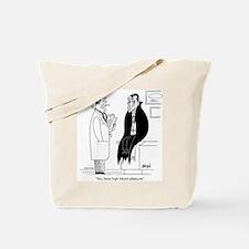 Doc and Drac Tote Bag