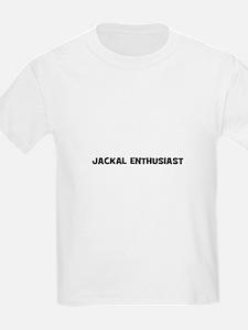 Jackal Enthusiast Kids T-Shirt