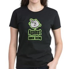 Against Animal Testing Tee