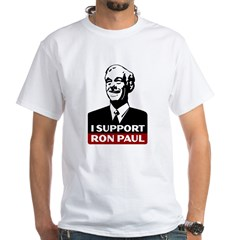 I Support Ron Paul 3 Shirt