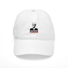 I Support Ron Paul 3 Cap