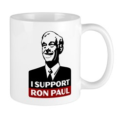 I Support Ron Paul 3 Mug
