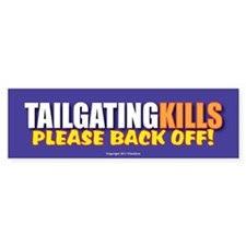 TG 7 TG Kills Bumper Bumper Sticker