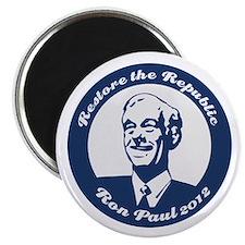 Ron Paul Republic Circle Magnet