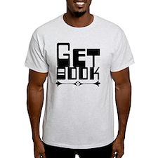 Ovarian Cancer Brave Bitch T-Shirt
