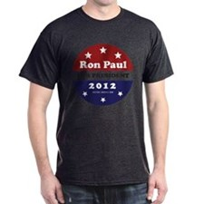 Ron Paul for President Dark T-Shirt