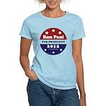 Ron Paul for President Women's Light T-Shirt
