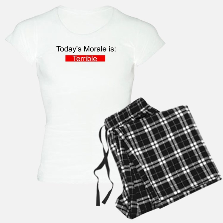 Morale Report Pajamas