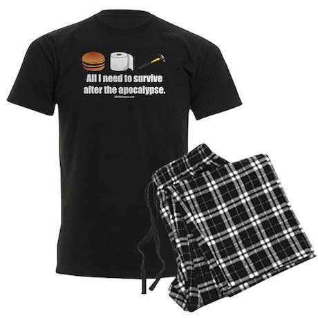 Necessities Men's Dark Pajamas
