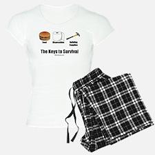 Keys to Survival Pajamas