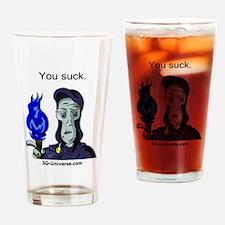 The Prophet Speaks Drinking Glass