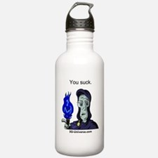 The Prophet Speaks Water Bottle
