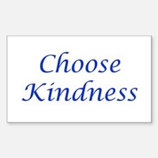 Choose Kindness Sticker (Rectangle)