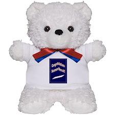 Seaman Recruit Congratulation Teddy Bear