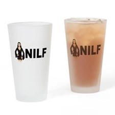 NILF Drinking Glass