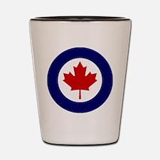 RCAF Shot Glass