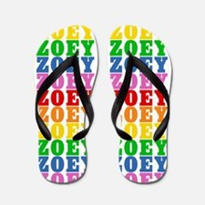 Unique Zoey Flip Flops