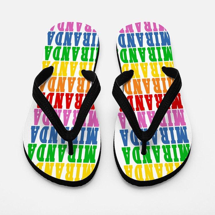 Cute Miranda Flip Flops