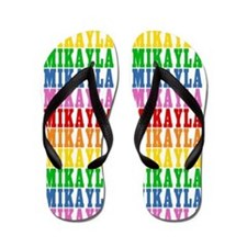 Unique Mikayla Flip Flops