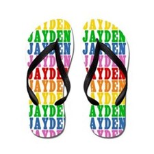 Unique Jayden Flip Flops