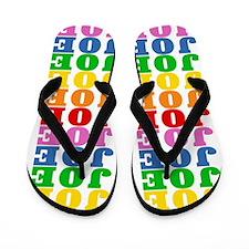 Unique Joe Flip Flops